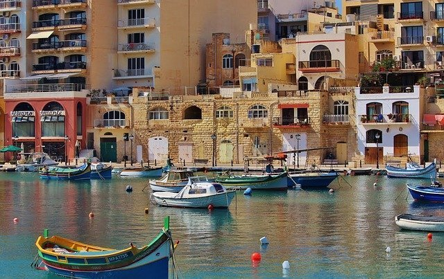 Best Places to Visit in September in Europe Malta