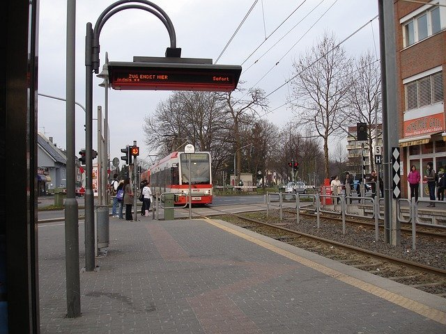 Ride the S-Bahn Trams