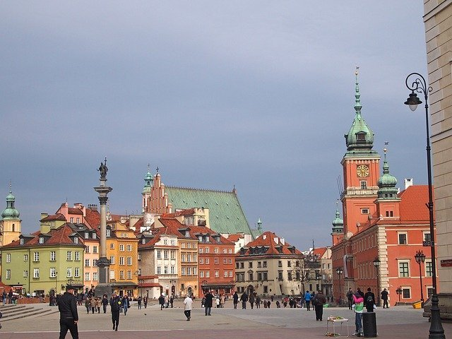 Warsaw Things to Do Old Town