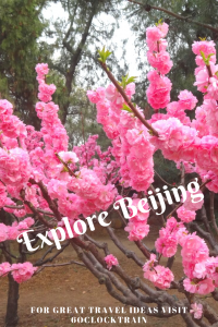 3 days in Beijing. Get the most out of a short stay in the capital of China with our helpful guide. Top sights and attractions to explore Beijing. #China #Beijing