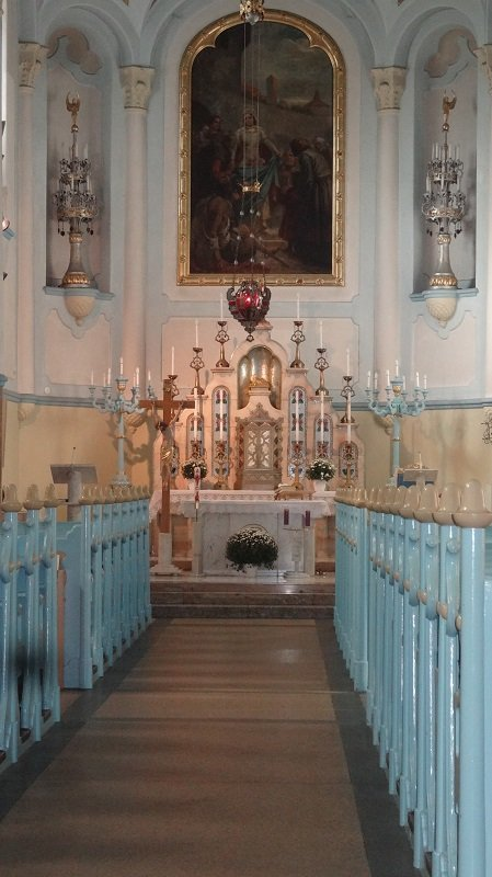 My Favourite European Cities The Blue Church in Bratislava