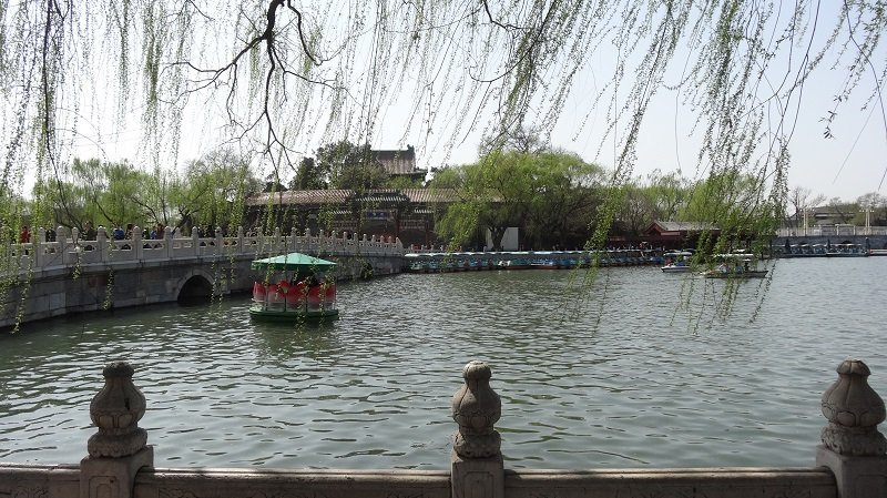 3 Days in Beijing Beihai Park in Beijing