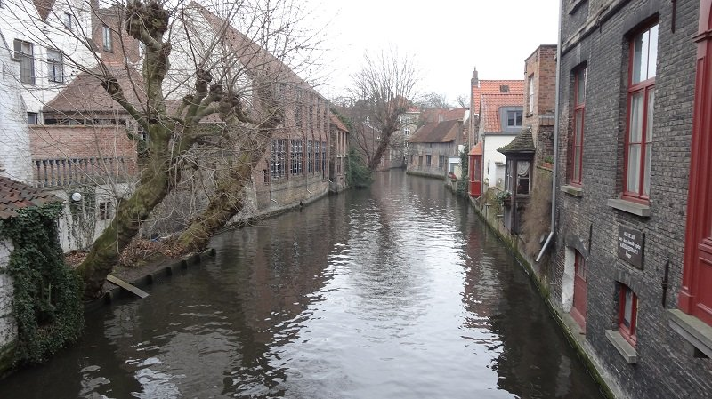 My Favourite European Cities Bruges