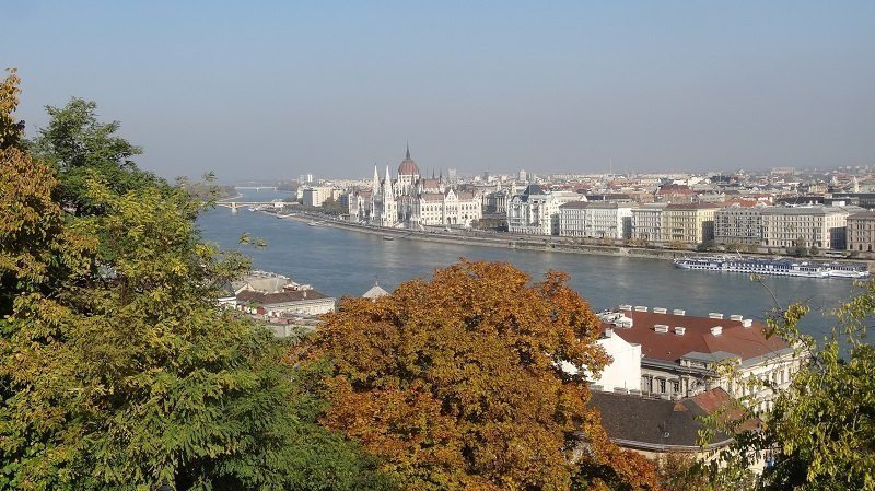 The River Danube