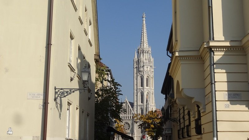 My Favourite European Cities Budapest