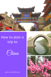 How to plan a trip to China. Use our planning guide to make planning easier. Do you need a visa? How do you get around? What are the best places to see? All these questions and more are answered in our useful plannin guide to China. #China #ChinaTravel