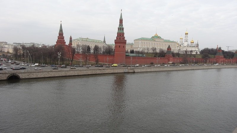 Moscow Sightseeing The Kremlin