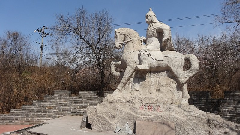 Statue of General Qi Jiguang