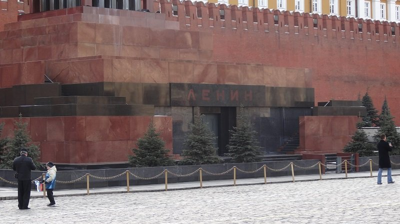Moscow Sightseeing Lenin's Tomb