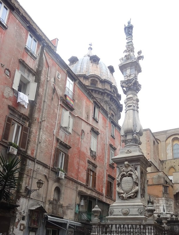 My Favourite European Cities Naples Historical Centre