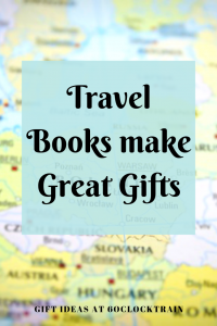 Travel Books Make Great Books. Take a look at my top picks for books that will delight any traveller.