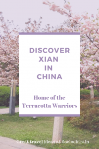 Discover Xian in China. Home of the Terracotta Warriors. Take a look at our Xian itinerary and see just how much there is to do in this historic Chinese city. Make sure you allow time to see the other sights as well as the Terracotta Army as this is a fascinating city.