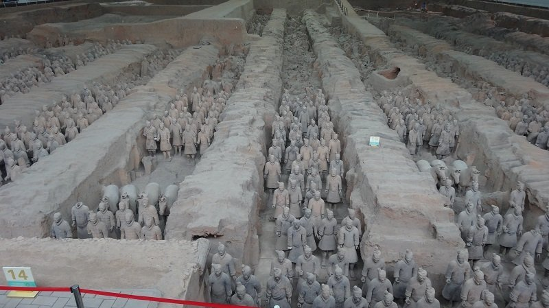 Terracotta Warriors Pit 1