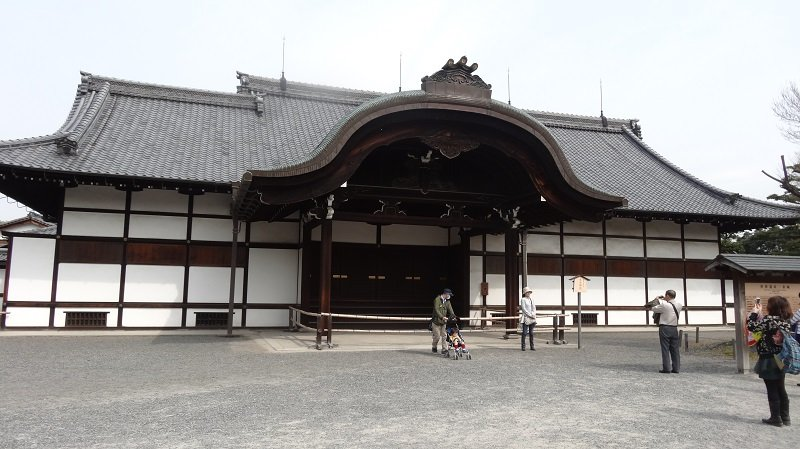 Ninomaru Palace at Nijo Castle