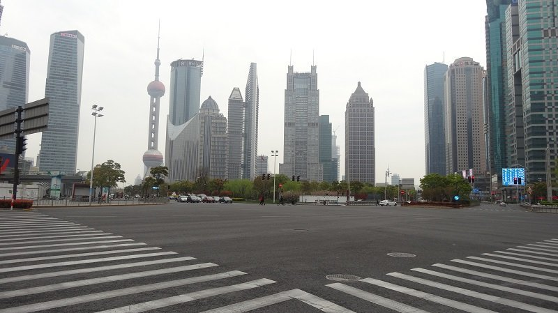 Take in the modern skyline on your Shanghai Itinerary