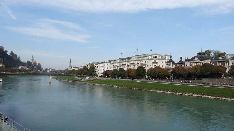 My Favourite European Cities Salzburg
