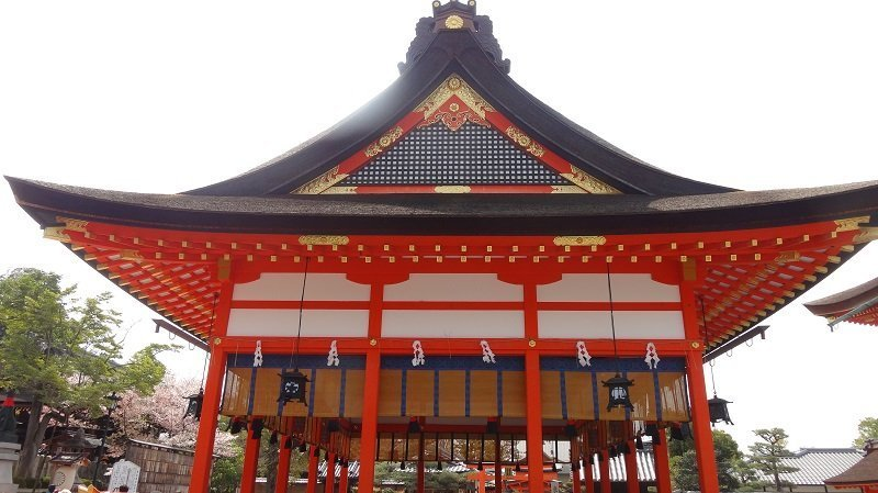Osaka 3 Day Itinerary Fushimi Inari Shrine in Kyoto