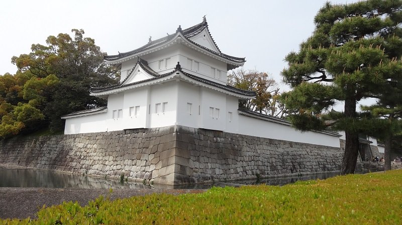 Osaka 3 Day Itinerary Nijo Castle