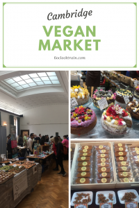 Vegan markets are springing up all over the country. They're a great place to sample products and find new ideas. This is my experience at the Cambridge Vegan Market which took place at the Guildhall. #vegan #veganmarket #cambridge