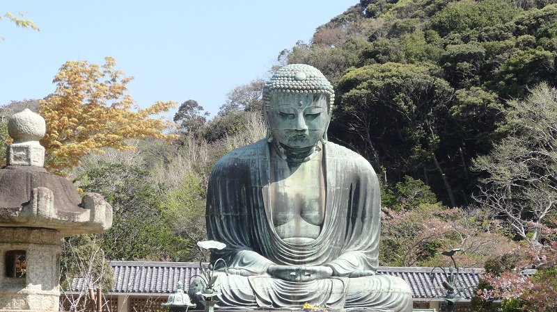 Japan Itinerary 7 Days Giant Buddha Daibutsu at Kamakura
