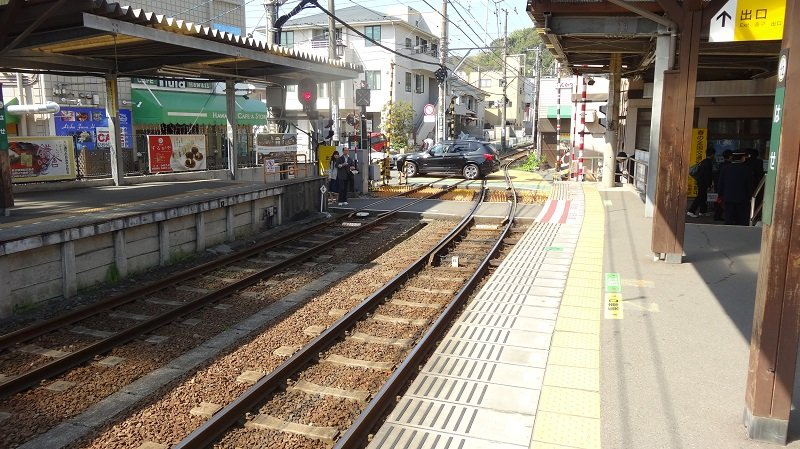 Kamakura Day Trip at Enoden Station