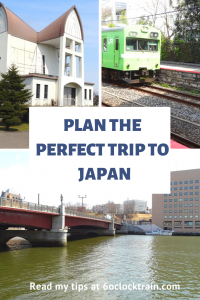 How to plan the perfect trip to Japan. Getting there, getting around. Accommodation and sights to see. #Japan #TravelPlanning