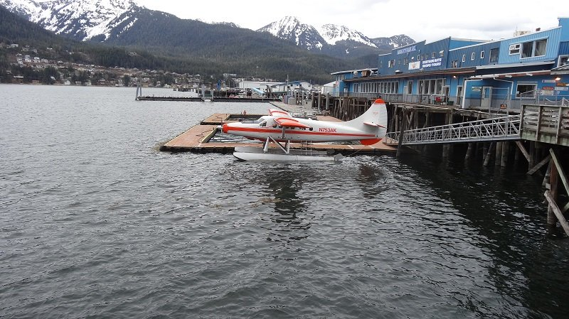 Sea Plane in Juneau