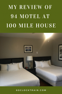 Exploring the Rockies along Highways 97 and 24 then the 94 Mile Motel is and excellent choice for 100 Mile House Accommodation. #94Motel #100MileHouse
