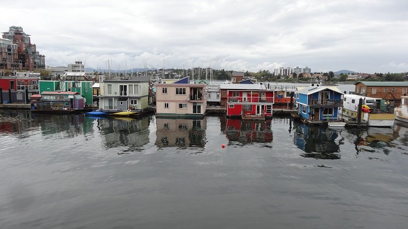 Things to do in Victoria BC Fisherman's Wharf