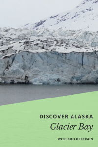 Witness some of the most spectacular scenery on earth as you sail through Glacier Bay in Alaska. Scenic cruising at its best. #Alaska #Alaskacruise #GlacierBay
