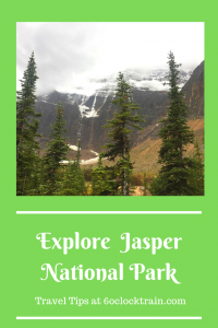 Jasper National Park in Alberta is more than 11,000 square kilometres which makes it the largest national park in the Canadian Rockies #JasperAlberta #JasperNationalPark