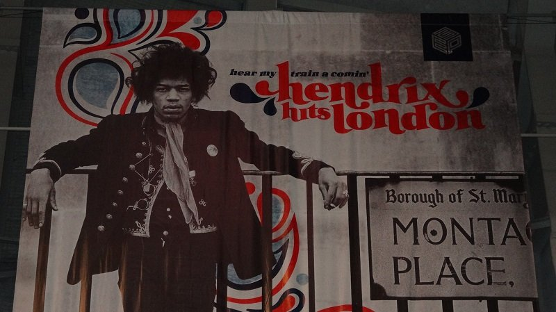 See the Jimi Hendrix Exhibition at the Museum of Pop Culture