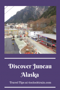 Only reachable by sea or air, Junea Cruise port has plenty to offer for a day's sightseeing tour. Explore the Alaskan capital during your cruise stop. #Alaska #Alaskacruise #Juneau #JuneauAlaska #Juneaucruiseport