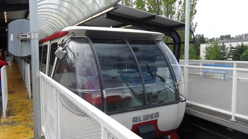 Ride the monorail to get around on your one day in Seattle