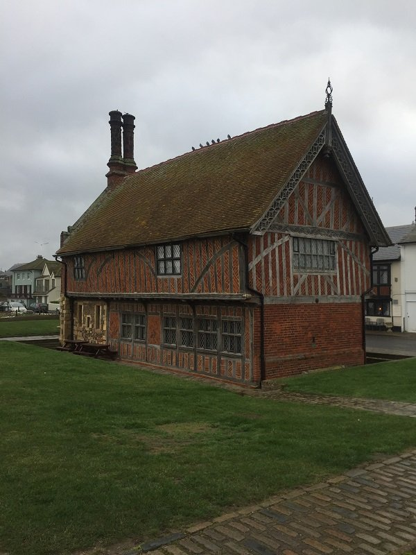 Moot Hall houses Aldeburgh Museum