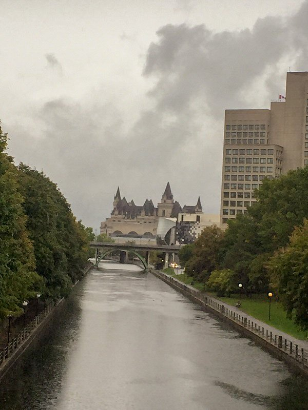 3 Days in Ottawa Getting Around