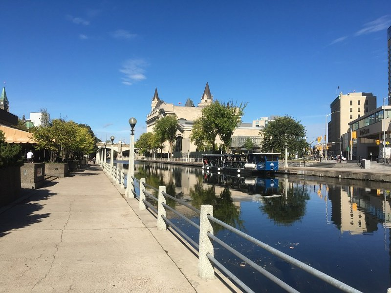 3 Days in Ottawa Rideau Canal