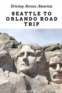 Looking for inspiration for an epic drive across America? This is how we did it. Our Seattle to Florida Road Trip. 12 Days from Washington State to Orlando. #USARoadTrip #DriveAcrossAmerica #SeattletoFloridaRoadTrip
