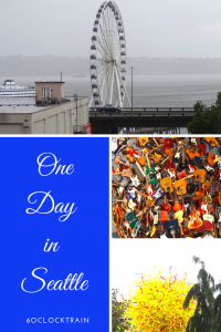 What can you do in Washington State's largest city in just one day? Get advice and tips for making the most of one day in Seattle. #USA #Seattle #Travel