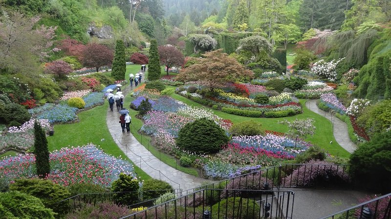 Things to do in Victoria BC Butchart Gardens Victoria