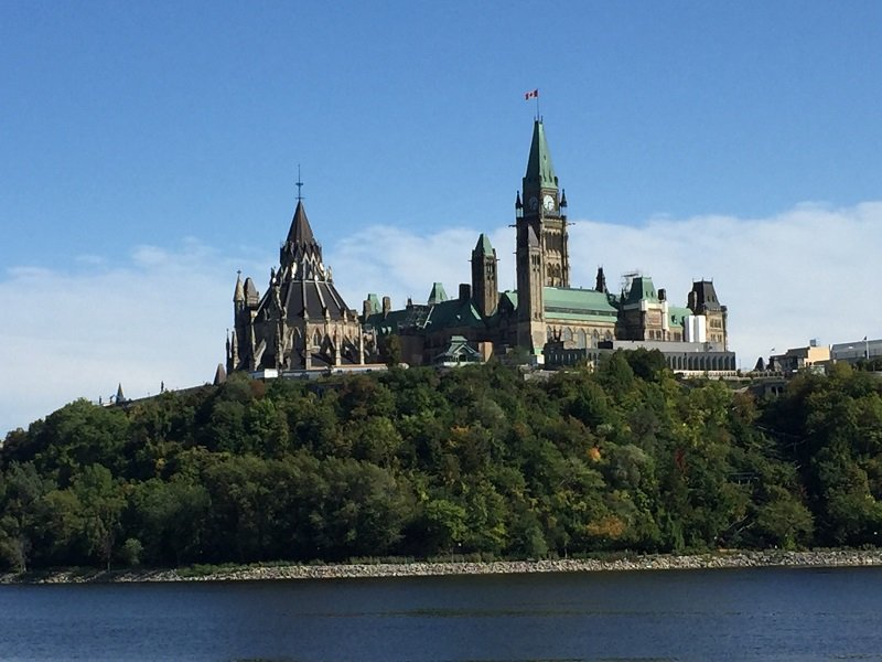 3 Weeks in Canada Parliament Hill Ottawa