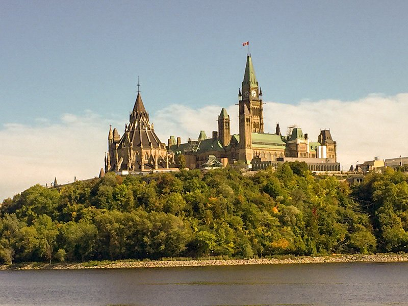 3 Days in Ottawa Parliament Hill