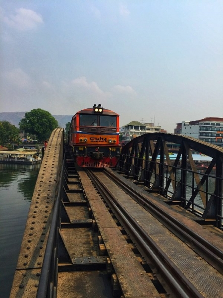 Things to do in Kanchanaburi Thailand River Kwai Railway Bridge