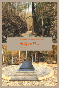 You can visit Hellfire Pass from Kanchanaburi. Close to the Myanmar border the memorial and museum is a sombre yet fascinating insight into the horrifying events which took place here during the Second World War.  #DeathRailway #HellfirePass