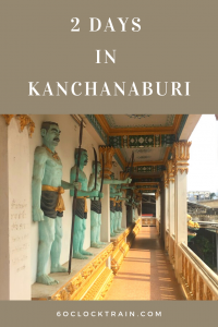 Worth more than just a day trip from Bangkok. See my guide on things to do in Kanchanaburi Thailand on this 2-day itinerary. #RiverKwai #Kanchanaburi