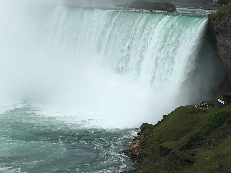 Do a tour while visiting Niagara Falls
