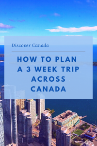 An itinerary for 3 weeks in Canada. Plan your dream trip from Vancouver and the Rockies to the Eastern Cities. Day by Day schedules and guides. #canada