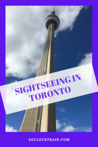 If you only have one day to explore this wonderful Canadian city then use our guide to Toronto Sightseeing and make the most of it. #Toronto #Canada