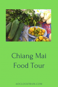 Why take a Chiang Mai Food Tour? Read our experience exploring the Chiang Mai Night Market and sampling local foods with our knowledgable guide.