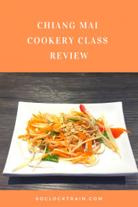 Read our experience of learning to cook traditional Thai food at a cooking class in Chiang Mai. A great way to enjoy local culture.